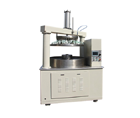 High precision double disc lapping/polishing machine