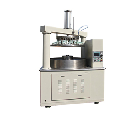 YH2M13B-9L High precision vertical double face lapping/polishing machine